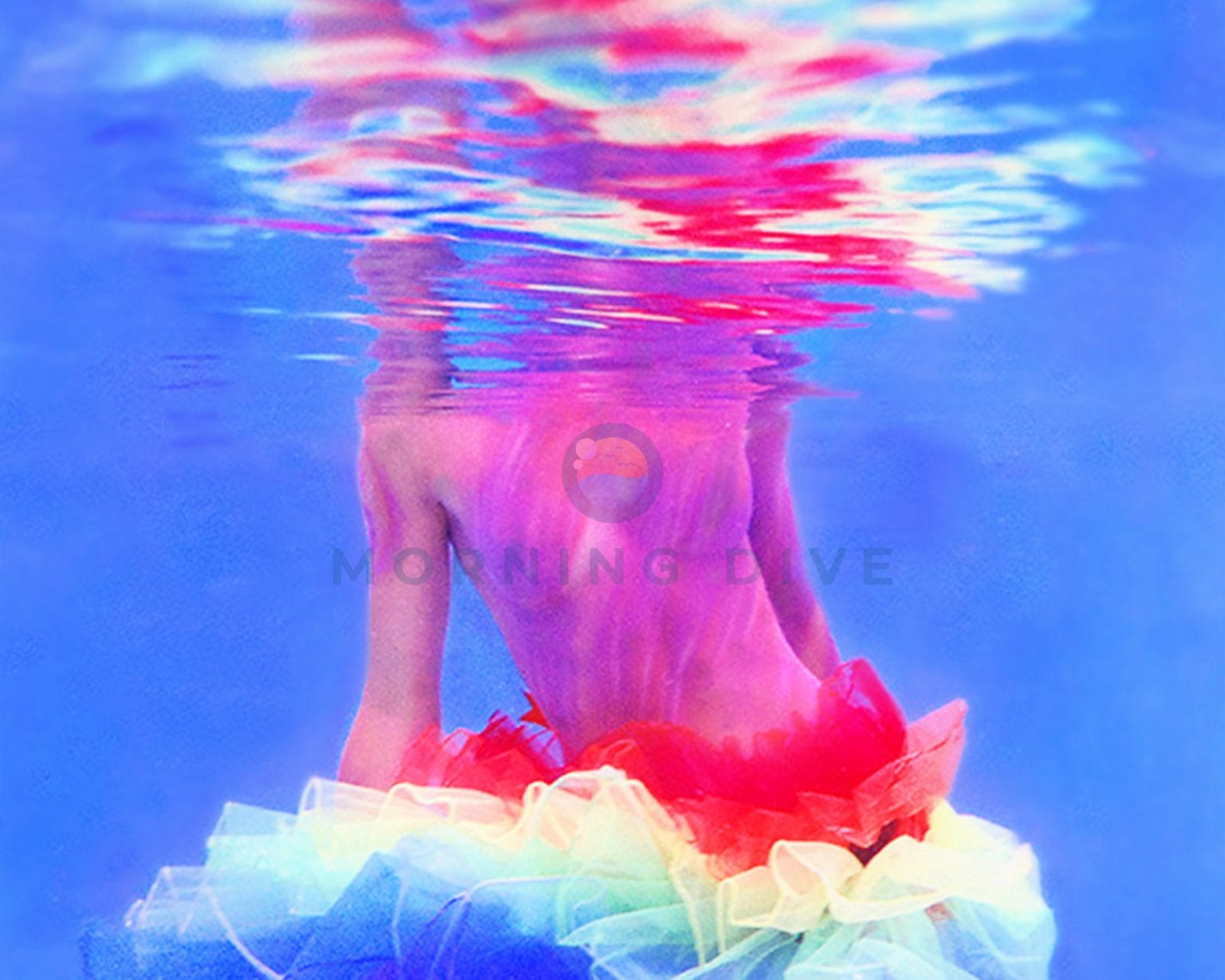 underwater photography fashion